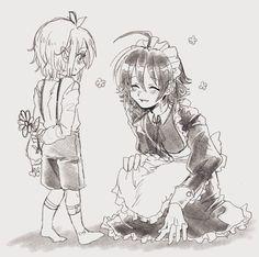 Manga Art, Anime Art, Ninga Turtles, Clannad, Demon King, Gender Bender, Fandom, Cute Anime Character, Anime Characters