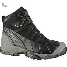 the best attitude dc89c 24297 La Sportiva Frost GTX Boot - Men s Black   Yellow 43 by La Sportiva -  Chaussures