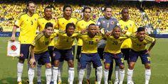 Equipo de Colombia en el mundial