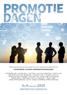 I just found this exciting magazine ... http://www.yumpu.com/nl/document/view/54515426/promotiedagen-magazine-2015