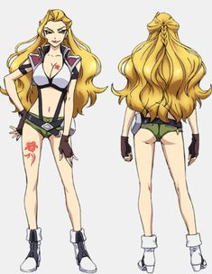 """""""Cross Ange"""" Anime Support Cast Listed"""
