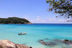 Pulau Perhentian Kecil, Malaysia