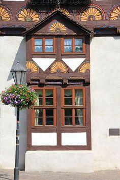 Building, Truss, Fachwerkhaus, Home