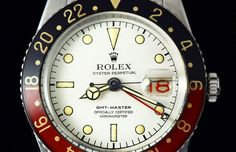 Welcome To RolexMagazine.com...Home Of Jake's Rolex World Magazine..Optimized for iPad and iPhone: Pan Am Vanilla Coke GMT-Master from Stafano Mazzariol