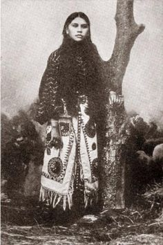 Ragazze Native Americane 08