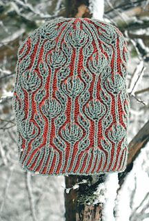 Porcelain Hat pattern by Raina K