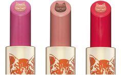 More pics of Paul & Joe Fall 2015 Lipsticks