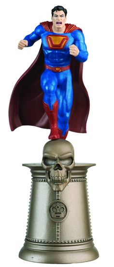 Eaglemoss DC Comics Justice League Chess Ultraman Figurine