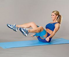 Got a problem area (or two)? This high-speed workout, developed by trainer Amy Bento, star of the 10 Minute Solution: Tone Your Trouble Zones DVD, will tone your jiggle zones. Pilates, Speed Workout, Daily Health Tips, Resistance Band Exercises, Fitness Magazine, Yoga Routine, Fun Workouts, Body Workouts, Get In Shape