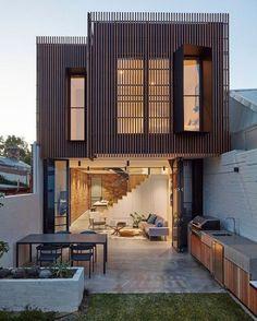 North Fitzroy House by Dimpat Architects #fineinteriors #interiors #interiordesign #architecture #decoration #interior #loft #design #happy #luxury #homedecor #art #decor #inspiration #blogger...