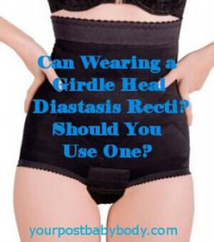 girdle for diastasis recti