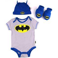 Batman Infant Grey 3 pc Layette Set Gift Box (0/6M) DC Comics http://www.amazon.com/dp/B00L3KY9JO/ref=cm_sw_r_pi_dp_c4v2tb0KVY1SQ259