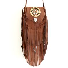 Fringe Purse by Yellowknives Dene First Nations artist Nathalie Waldman in collaboration with Laguna Pueblo potter, Max Early.