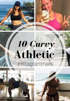 Fat can be fit. These 10 Instagrammers prove that you can be plus size and still be active, athletic, and embrace your body.