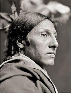 Amos Two Bulls, Oglala Lakota, c.1900, by Gertrude Käsebier