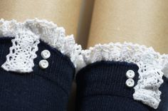 Items similar to Little Girls Socks High Knee Socks with Crochet Lace and Buttons on Etsy Girls Socks, Knee Socks, Crochet Lace, Little Girls, Trending Outfits, Unique Jewelry, Vintage, Etsy, Fashion