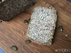 Rezept für glutenfreies Brot - saftig und lecker