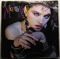 VTG Madonna Borderline/Think of Me 45 w/ Poster Sleeve Vinyl Record Album Music #Vintage #Madonna #Borderline #Think #of #Me #Poster #Sleeve #Vinyl #Record #Album #Music #Dance #Pop