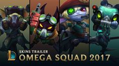 Omega Squad 2017 | Gameplay Trailer https://www.youtube.com/watch?v=KBzbVqbyzhw&feature=youtu.be #games #LeagueOfLegends #esports #lol #riot #Worlds #gaming