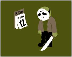Friday The 13Th Funny | friday,the,13th,humor,funny,cool,horror,interesting ...