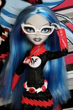 SDCCI Exclusive DeadFast Ghoulia by dms_a_jem via Flickr