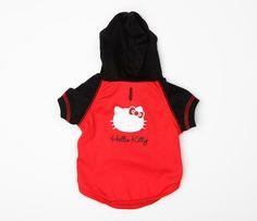 Hello Kitty Pet Tee: Red