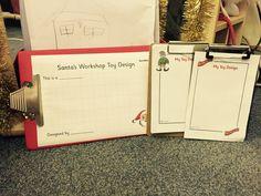 Santa's Workshop  | Rock My Classroom