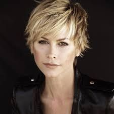 Latest 2019 Hair Style If I ever grow out my hair again… If I ever grow out my hair again… We are trying to help people to show the most great hair styles on our web site . Short Shaggy Haircuts, Shaggy Short Hair, Shaggy Pixie Cuts, Celebrity Short Haircuts, Cute Pixie Haircuts, Pixie Haircut Styles, Stylish Short Hair, Blonde Pixie Cuts, Trendy Haircuts