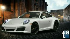 057 - CITY LIGHTS #Porsche 911 Carrera #Porsche911 #Automotive