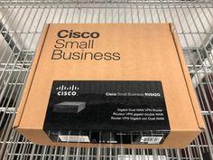 Cisco Small Business RV042G Gigabit Dual Wan VPN Router (eBay Link)