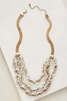 Crisanta Necklace by BaubleBar x Anthropologie