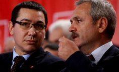 """Victor Ponta, atac la adresa lui Liviu Dragnea: """"Nu are capacitatea politică de a conduce o țară, iar eu voi face opoziție la acest guvern"""""""