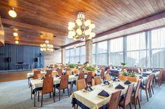 HORIZONT café&restaurant Cafe Restaurant, Conference Room, Table, Furniture, Home Decor, Decoration Home, Room Decor, Meeting Rooms, Home Furniture