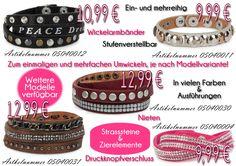 ★ ★ ★ Armschmuck ✩ ✩ ✩ Trendige Armbänder für Damen und Herren! Ein- und Mehrreihig. Zu finden in unserem Onlineshop unter https://www.stylebreaker.de/schmuck/armschmuck/