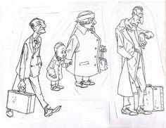 http://thierrytorres.blogspot.ie ✤ || CHARACTER DESIGN REFERENCES | キャラクターデザイン |  • Find more at https://www.facebook.com/CharacterDesignReferences & http://www.pinterest.com/characterdesigh and learn how to draw: concept art, bandes dessinées, dessin animé, çizgi film #animation #banda #desenhada #toons #manga #BD #historieta #strip #settei #fumetti #anime #cartoni #animati #comics #cartoon from the art of Disney, Pixar, Studio Ghibli and more || ✤
