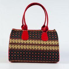 Bright Ladies Handbag With Top Handles Barrel Bag by MyBrightBag