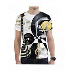 Koszulka Nirvana Nirvana, Men, Clothes, Design, Outfits, Clothing, Clothing Apparel, Guys, Kleding