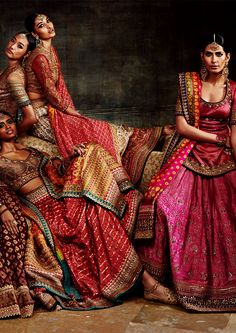 Girls day out Indian Bridal Fashion, Indian Bridal Wear, Indian Wear, India Fashion, Ethnic Fashion, Asian Fashion, Fashion Goth, Dress Fashion, Indian Dresses