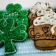 Happy St. Patrick's Day to all! You don't need the luck of the Irish to enjoy some festive treats at #SwissDelices #castrovalley #stpatricksday
