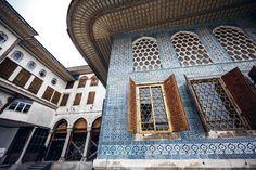 Topkapi Palace Museum (1478), Istanbul, Turkey - متحف قصر طوب قابي اسطنبول