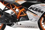 KTM RC 250 Close-up Shot image