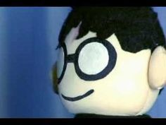 "Potter Puppet Pals: School Is For Losers. Snape: ""and I have no choice but to ghddhftwkasidnfh HARRY POTER andjhrnbgurtnctej I hope you understand-"" SMACK"
