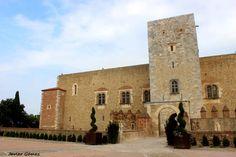 El Castillo de los Reyes de Mallorca en #Perpignan #Francia