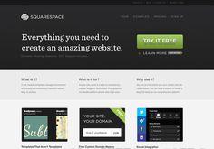 Talks about alternative website builders to Wordpress Site Design, Web Design, Domain Hosting, Building A Website, Create Website, Try It Free, Free Blog, Create Yourself, Wordpress