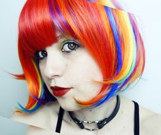 https://flic.kr/p/vEQT1S   Rainbow   And remember, if you like it, you can share it!!!    My work is available for licensing in Arcangel images Getty images  Wig  Choker  Ask me  Nanihta's blog  My facebook fan page  500px  Wordpress   My little shop! <3   Instagram!@nanihta  Twitter!@mrsnemesis