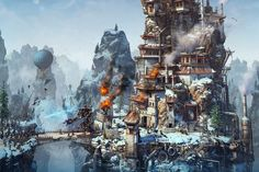 Steampunk Fantasy War, via Flickr.