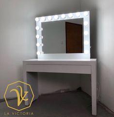 Vanity Set, Iphone Cases, Victoria, Mirror, Furniture, Home Decor, Dream Rooms, Powder Room, Decoration Home