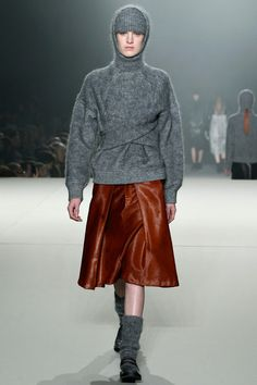 New York Fashion Week Fall 2013 Alexander Wang