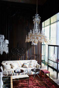 Manhattan's Opulent Baccarat Hotel