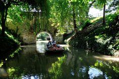 Balade  en Barques, Arche Mauvillain